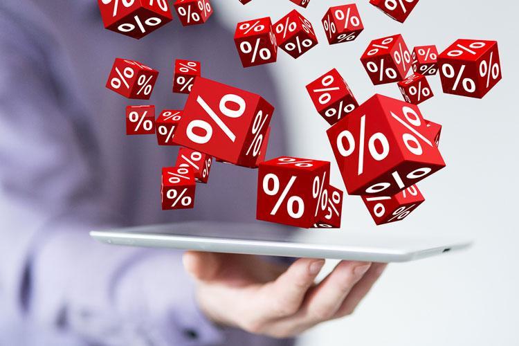 Une baisse record des taux en février !