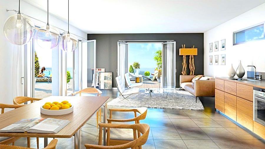 Un logement neuf qui évolue avec vous !