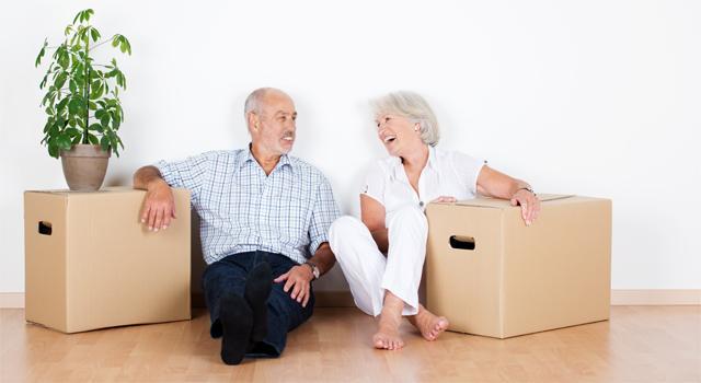 Le retour des séniors sur le marché immobilier!