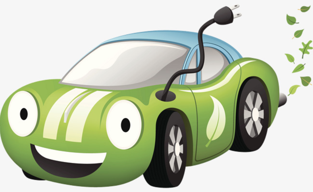L'immobilier neuf et les véhicules électriques.
