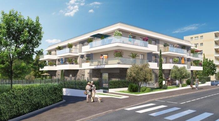 Photo du programme immobilier neuf LCA-2600 à Le Cannet