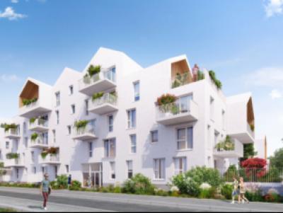 Photo du programme immobilier neuf NORM-2611 à Fleury-sur-Orne
