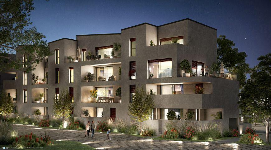Photo du programme immobilier neuf BRET-2655 à Lorient