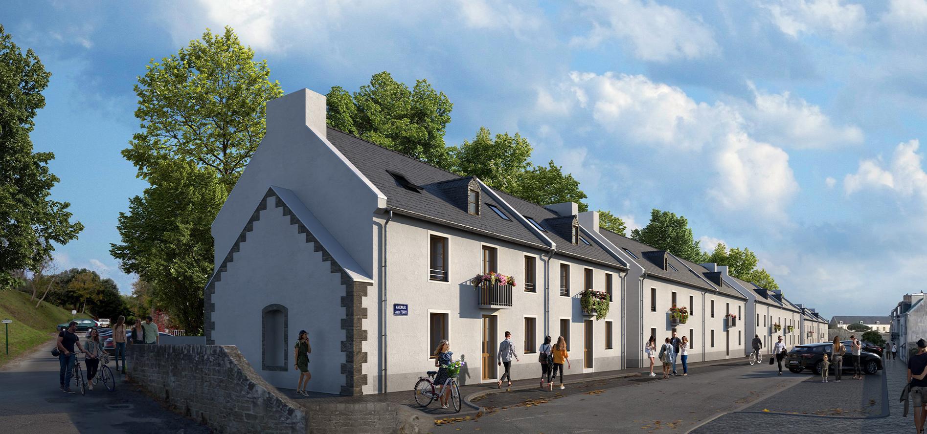 Photo du programme immobilier neuf BRET-2797 à Palais
