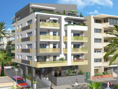 Photo du programme immobilier neuf JLP-801-NU à Antibes