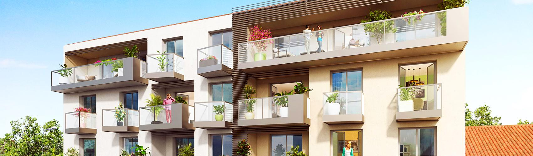 Photo du programme immobilier neuf ANT-899 à Antibes