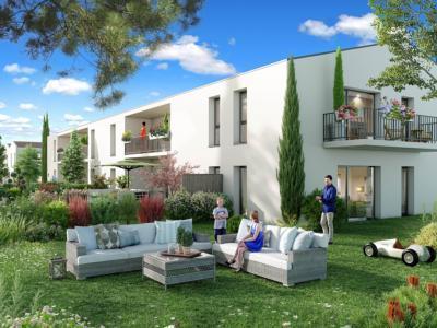 Photo du programme immobilier neuf NAQUI-2340 à Pian-Médoc