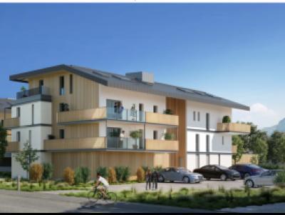 Photo du programme immobilier neuf ARA-2330 à Sallanches