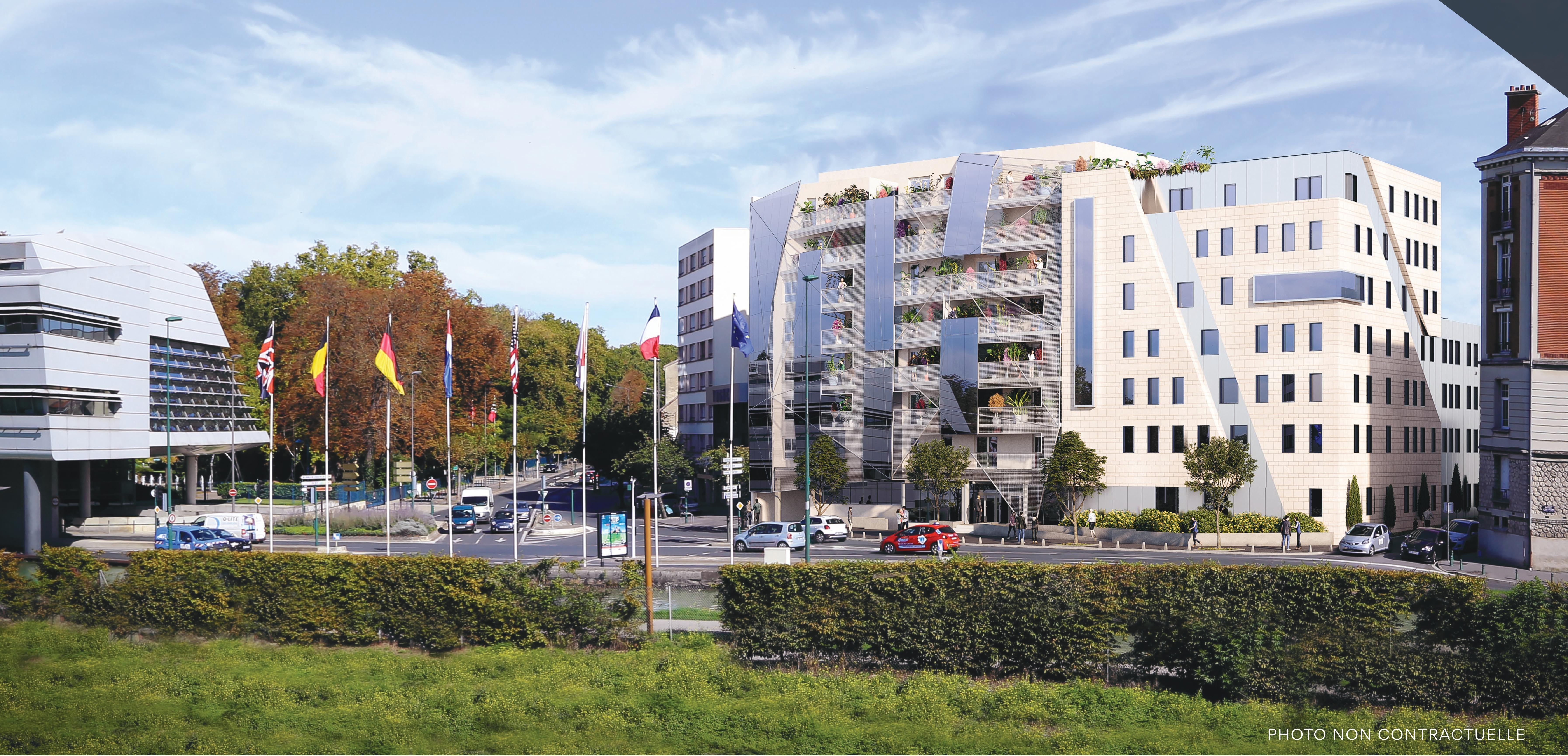 Photo du programme immobilier neuf RMS-1004 à Reims