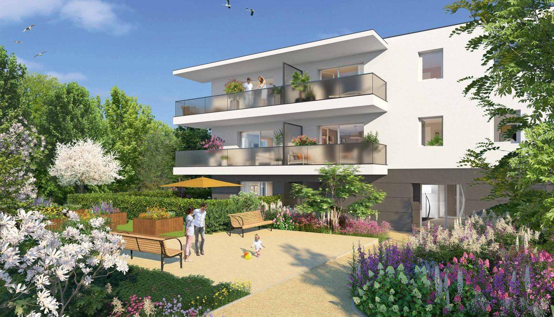 Photo du programme immobilier neuf THO-678 à Thonon-les-Bains