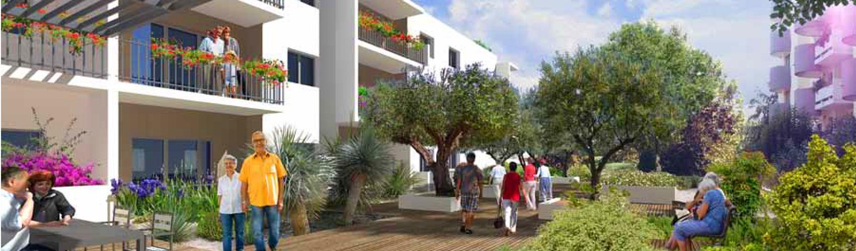 Photo du programme immobilier neuf MPL-876 à Montpellier