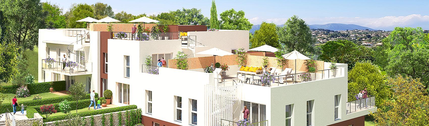 Photo du programme immobilier neuf VALB-897 à Valbonne