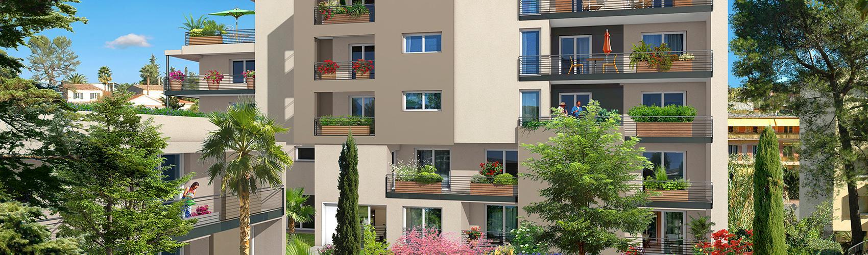 Photo du programme immobilier neuf LCA-775 à Le Cannet
