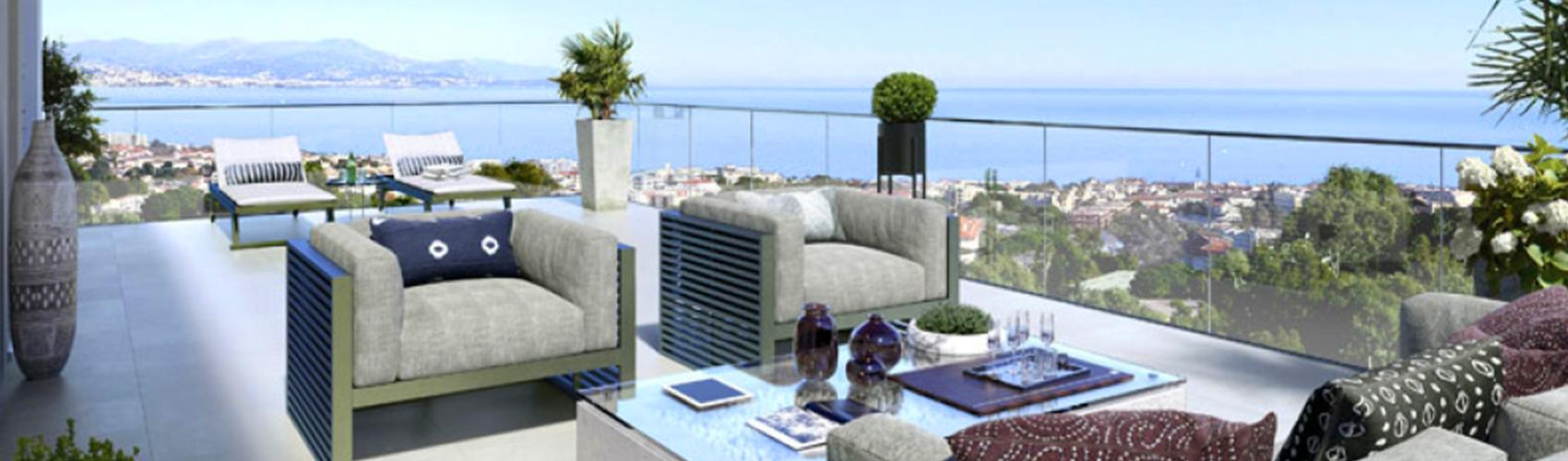 Photo du programme immobilier neuf ANT-722 à Antibes