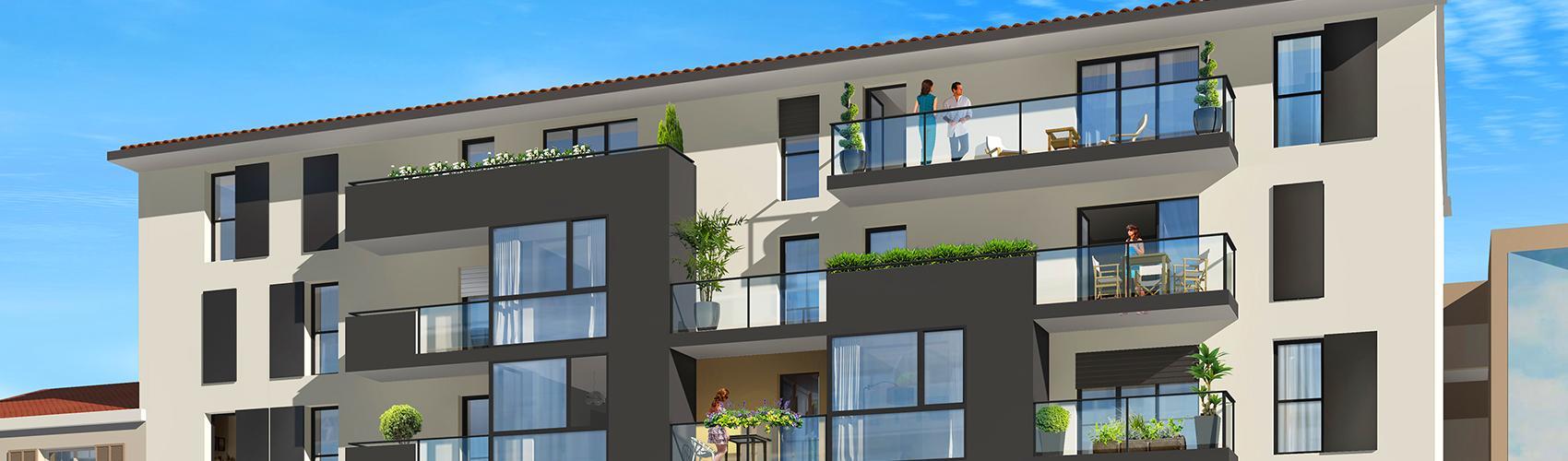 Photo du programme immobilier neuf NIC-778 à Nice