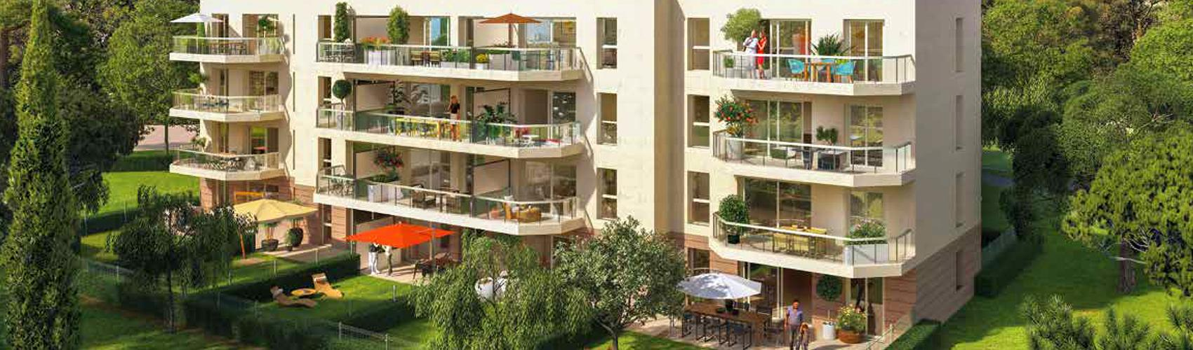 Photo du programme immobilier neuf ANT-889 à Antibes