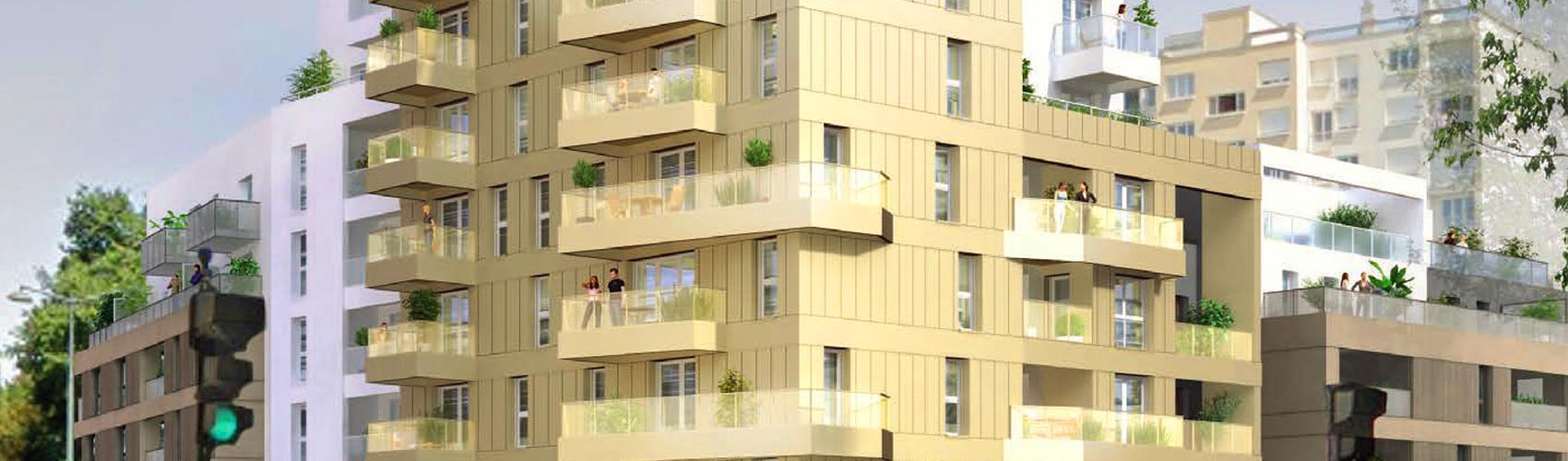 Photo du programme immobilier neuf BRET-987 à Rennes