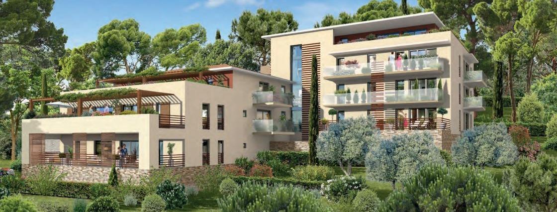 Photo du programme immobilier neuf AIX-1125 à Aix-en-Provence