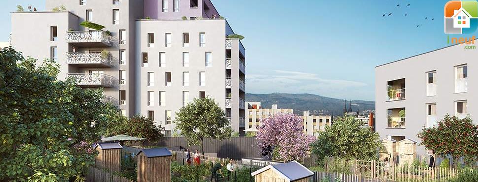 Photo du programme immobilier neuf ARA-1024 à Clermont-Ferrand
