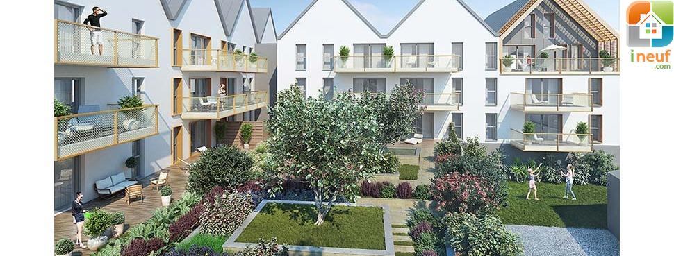 Photo du programme immobilier neuf CE-LOI-999 à Chartres