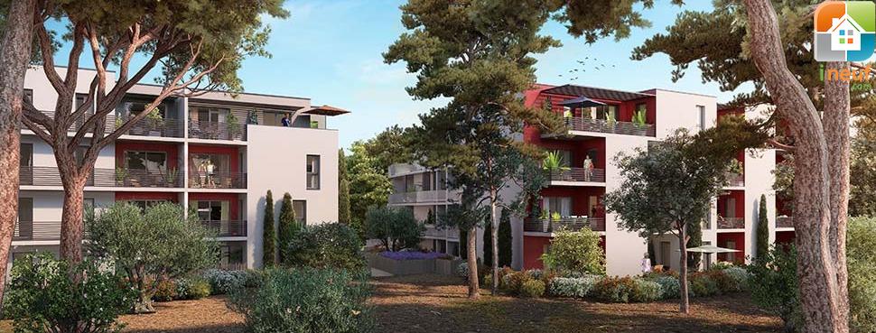 Photo du programme immobilier neuf MPL-1056 à Montpellier