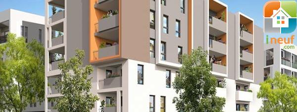 Photo du programme immobilier neuf MPL-1054 à Montpellier