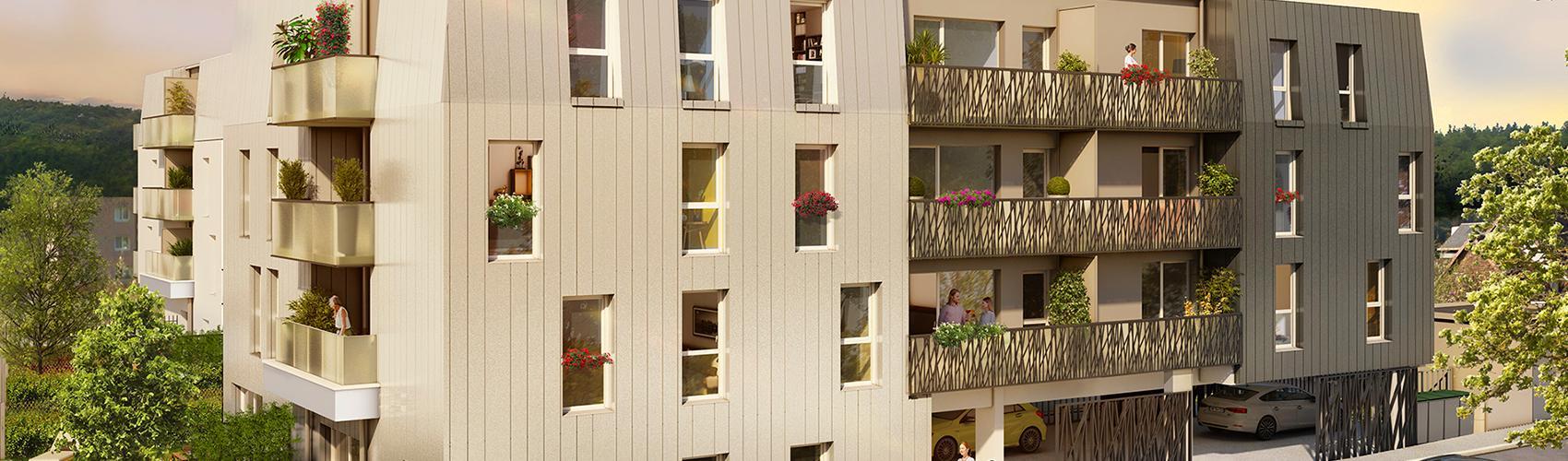 Photo du programme immobilier neuf NORM-1852 à Déville-lès-Rouen