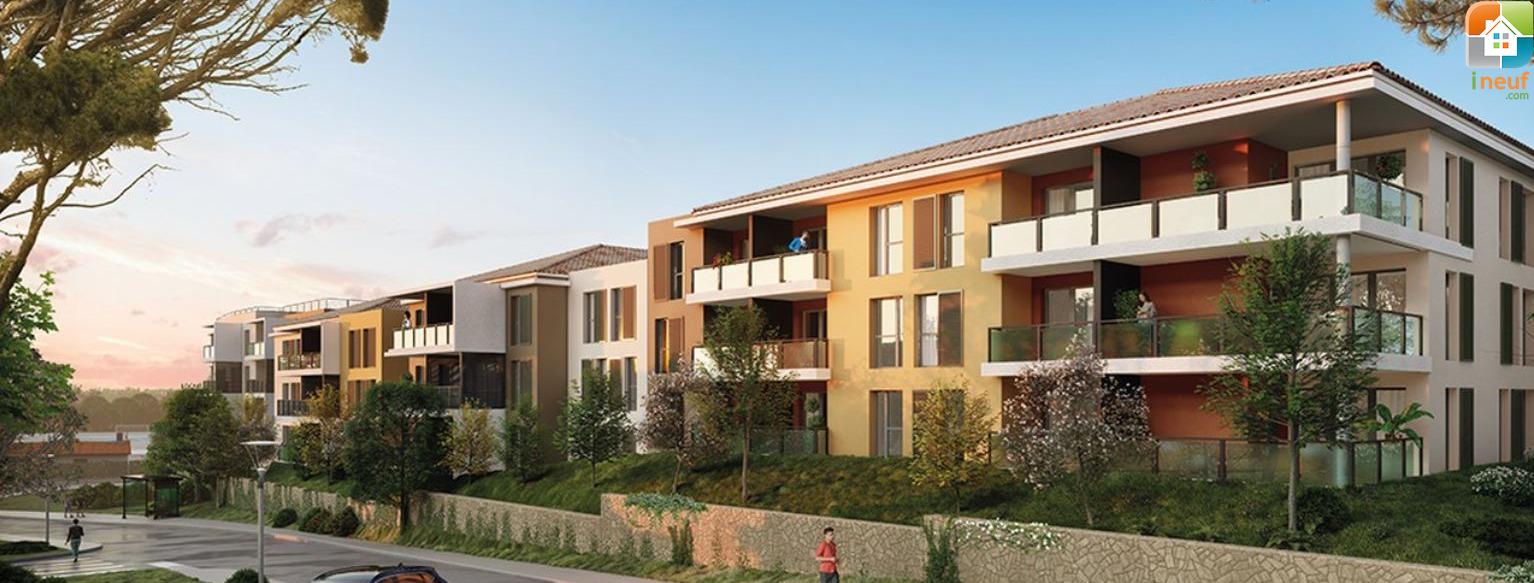 Photo du programme immobilier neuf DRA-1086 à Draguignan