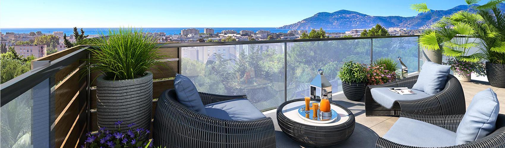 Photo du programme immobilier neuf CAN-595-1 à Cannes