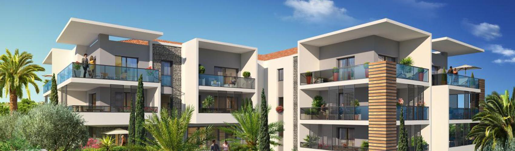 Photo du programme immobilier neuf CAN-595-2 à Cannes-la-Bocca