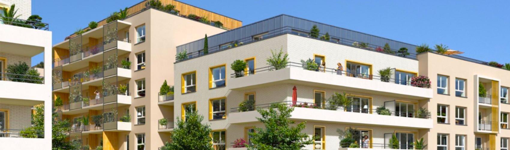 Photo du programme immobilier neuf NORM-1282 à Rouen