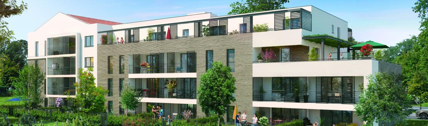 Photo du programme immobilier neuf TLS-1436 à TOULOUSE