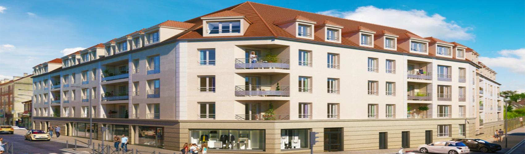 Photo du programme immobilier neuf BSC-1361 à Brou-sur-Chantereine