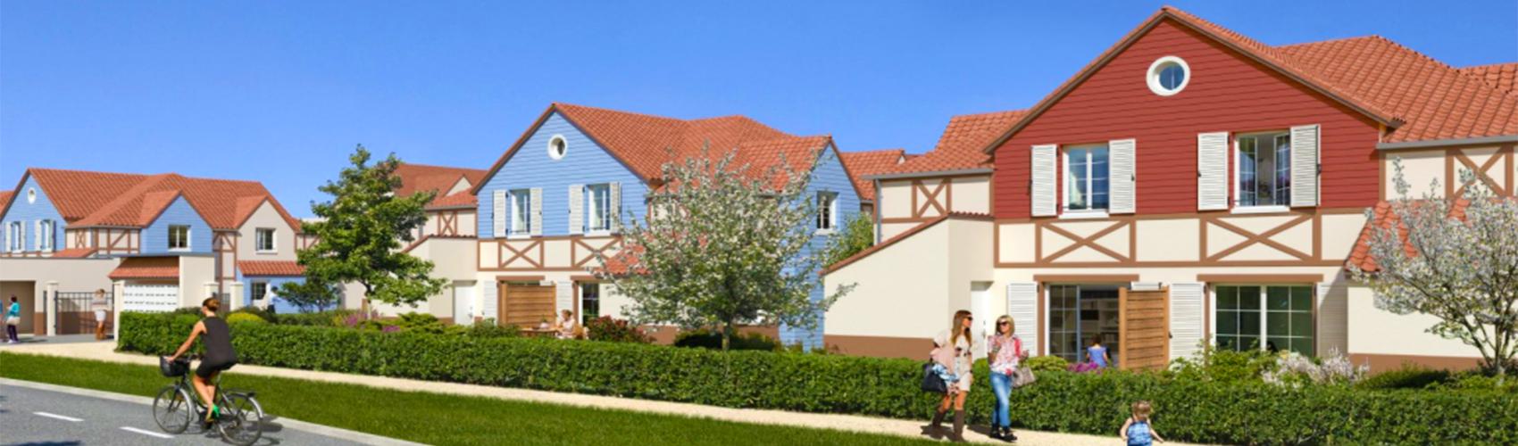 Photo du programme immobilier neuf CAM-1309 à Camiers