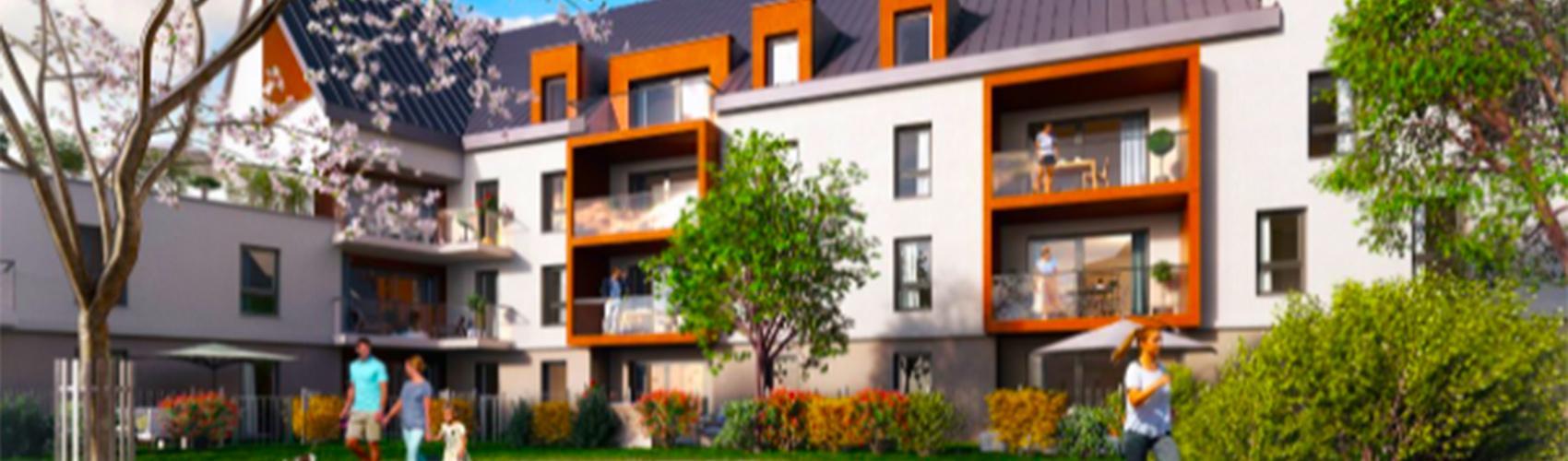 Photo du programme immobilier neuf CHE-1390 à Chenôve