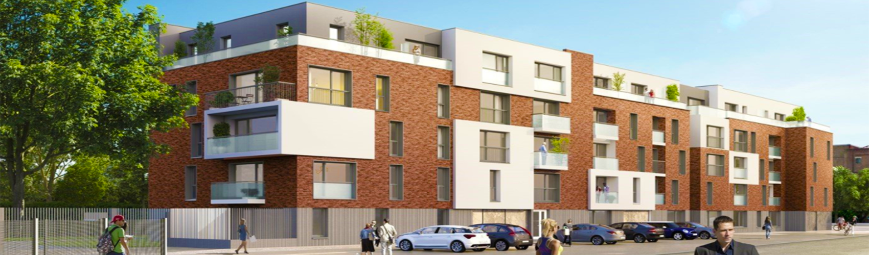 Photo du programme immobilier neuf HDF-1327 à Loos