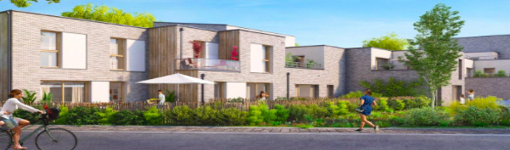 Photo du programme immobilier neuf HDF-1702 à Quesnoy-sur-Deûle