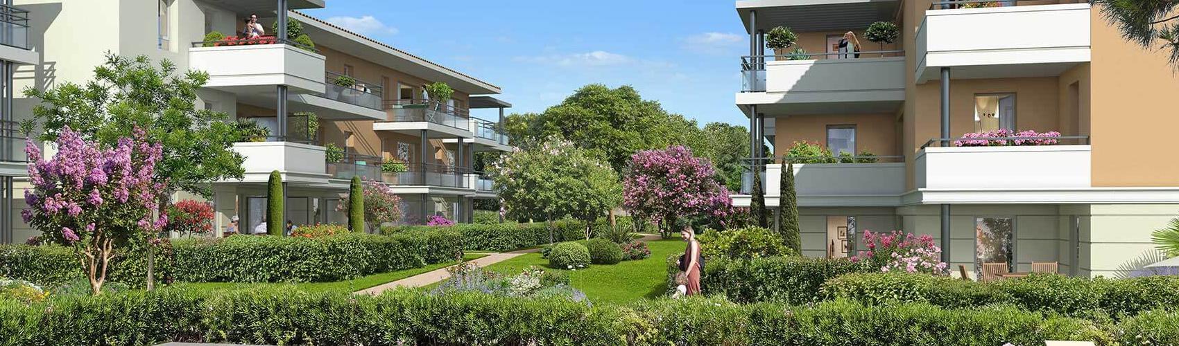 Photo du programme immobilier neuf LOR-1483 à Lorgues