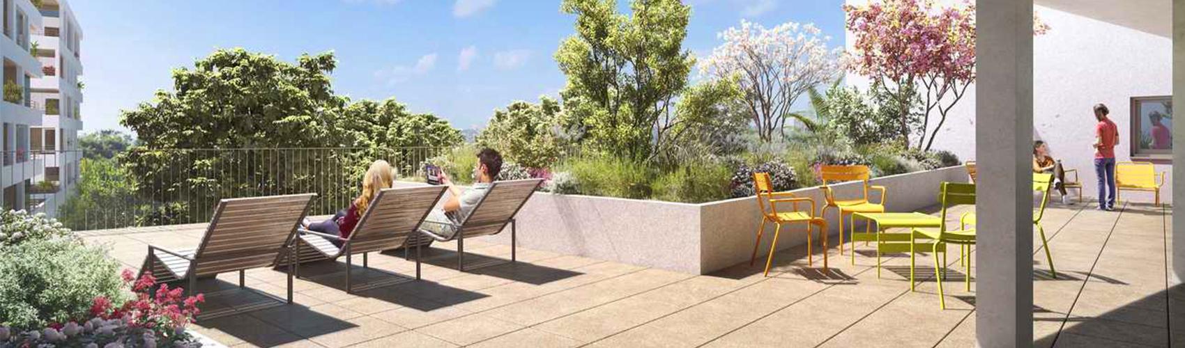 Photo du programme immobilier neuf ARA-2081 à Bron