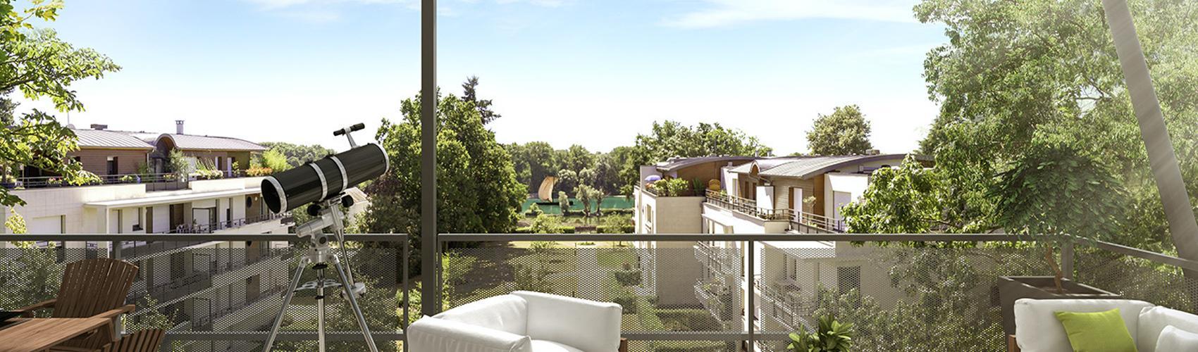 Photo du programme immobilier neuf CE-LOI-2137 à Saint-Jean-de-Braye