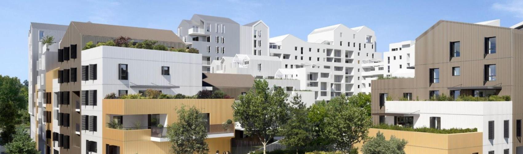 Photo du programme immobilier neuf MPL-2101 à Montpellier