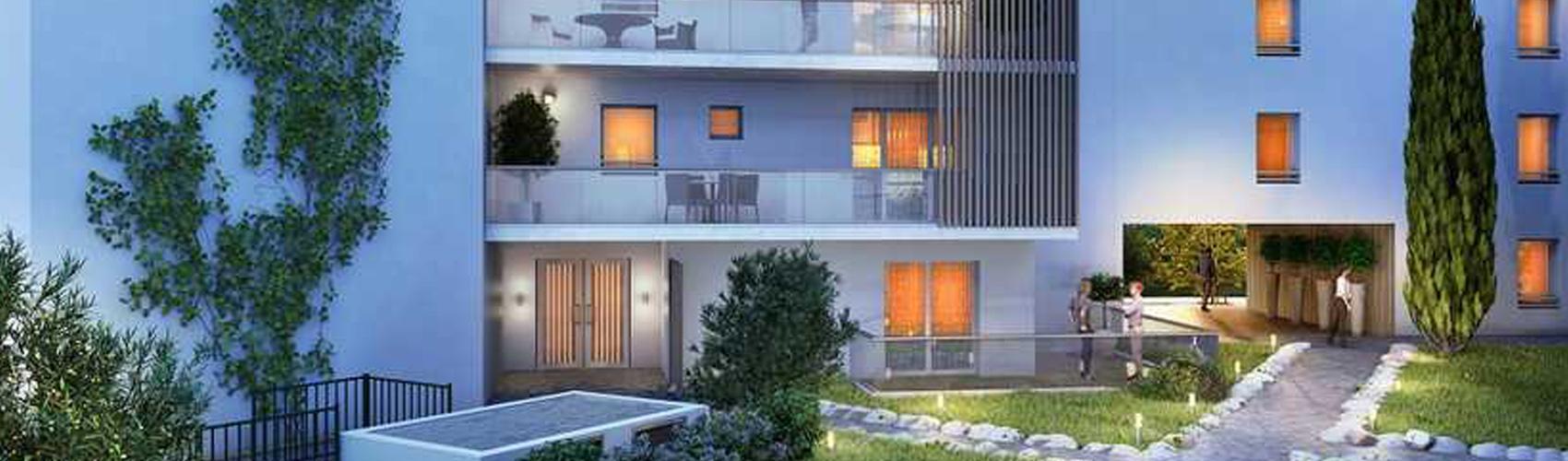 Photo du programme immobilier neuf NIM-2121 à Nîmes