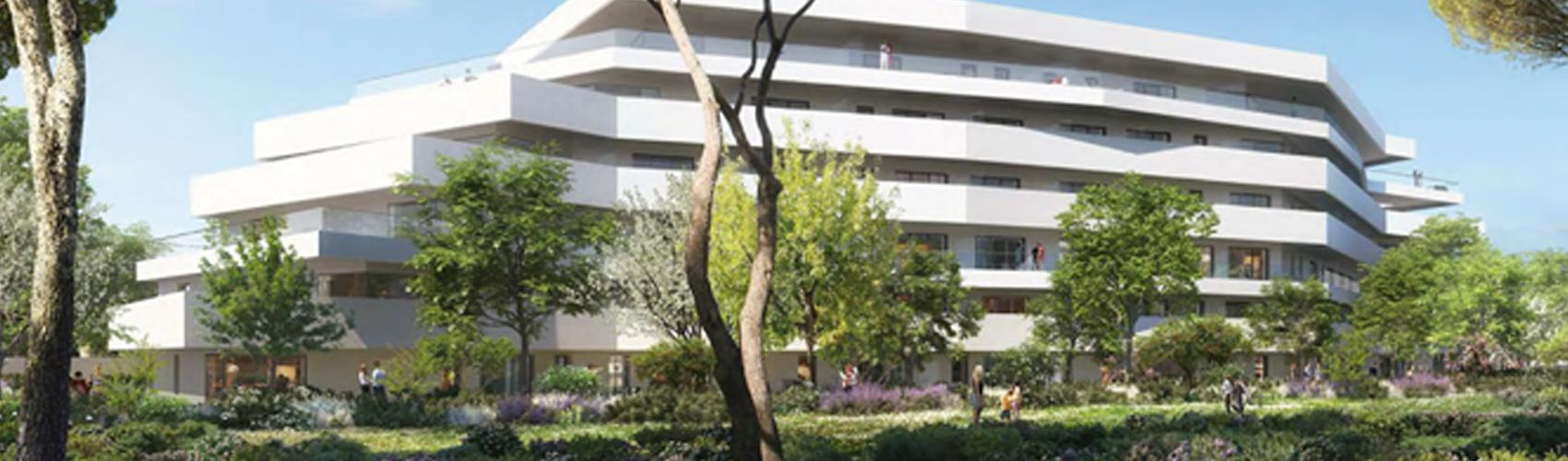 Photo du programme immobilier neuf OCC-2106 à Cornebarrieu