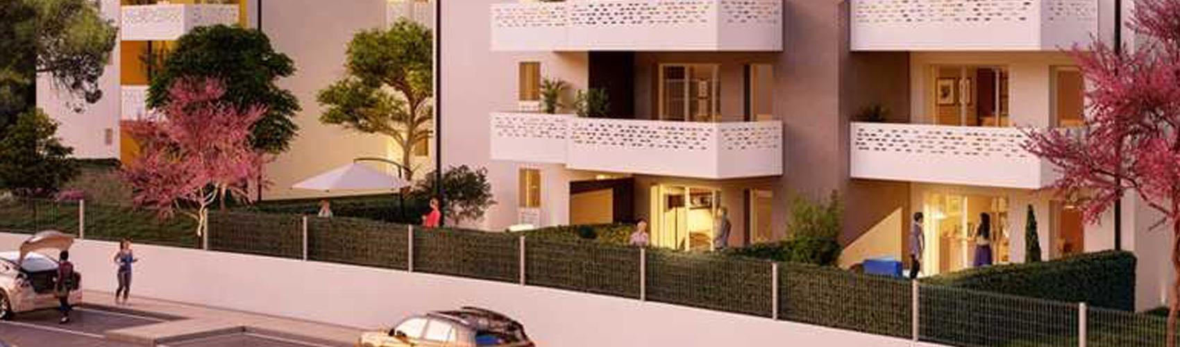Photo du programme immobilier neuf PER-2105 à Perpignan