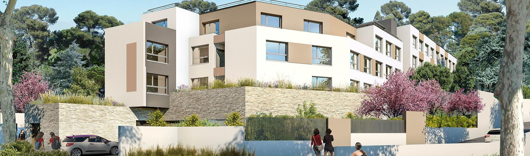 Photo du programme immobilier neuf MPL-2290 à Montpellier