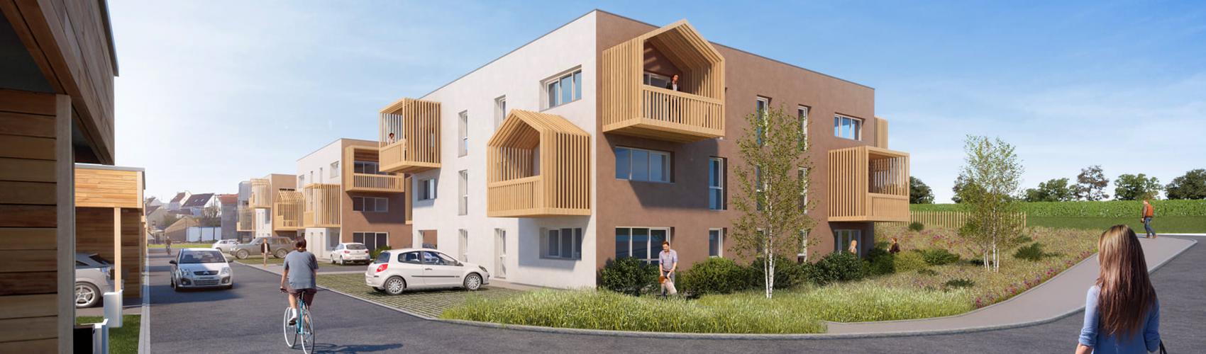 Photo du programme immobilier neuf HDF-2426 à RINXENT
