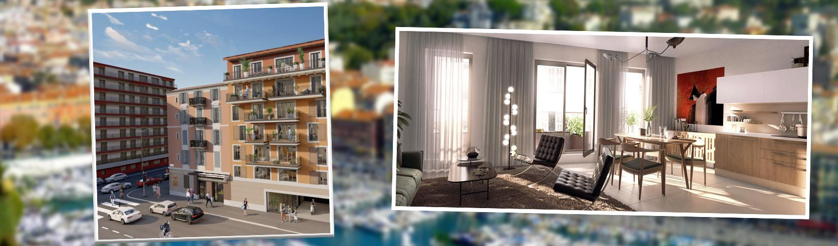 Photo du programme immobilier neuf NIC-2434 à Nice