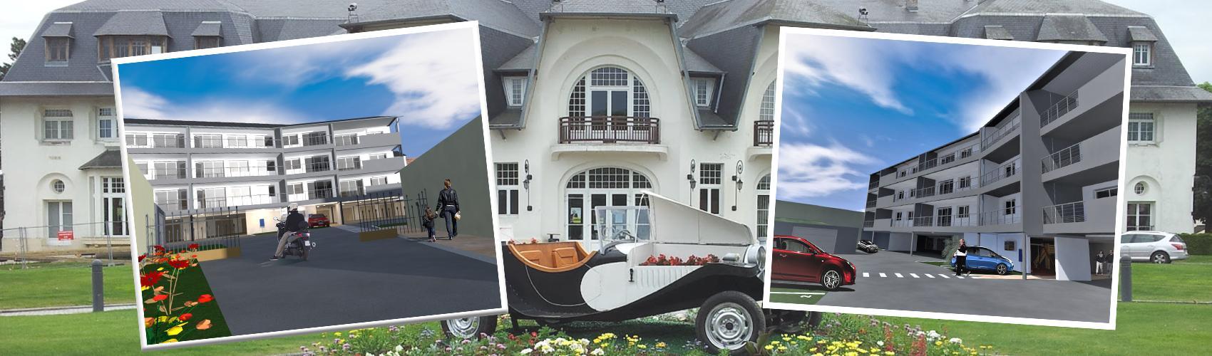 Photo du programme immobilier neuf ARA-2372 à Thaon-les-Vosges