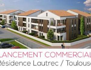 Lautrec - toulouse (31) - 39 lots - pinel - zone b1