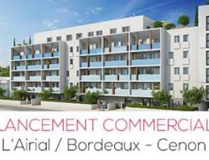 Airial - cenon (33) - 75 lots - pinel - zone b1